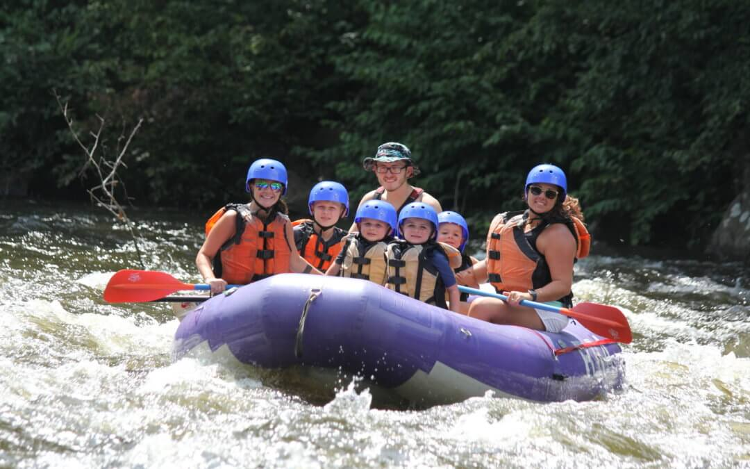 Pigeon River Rafting: A Fun and Safe Adventure for the Whole Family