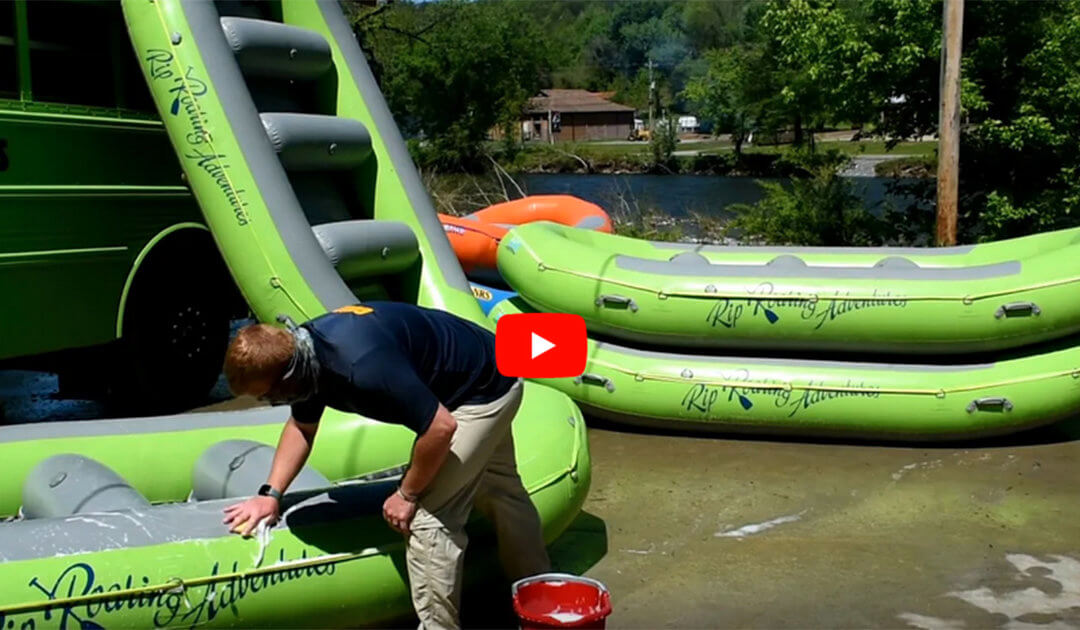 COVID-19 Safety Measures In Place For 2020 Rafting Season