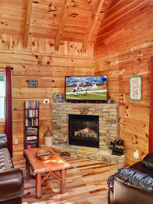 Cabins in Pigeon Forge TN